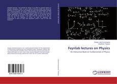 Bookcover of Feynlab lectures on Physics