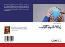 БРИКС – на пути к многополярном миру kitap kapağı