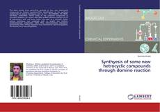 Bookcover of Synthyesis of some new hetrocyclic compounds through domino reaction