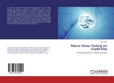 Copertina di Macro Stress Testing on Credit Risk