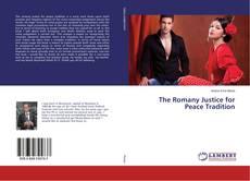 Portada del libro de The Romany Justice for Peace Tradition
