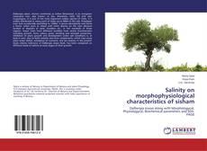 Buchcover von Salinity on morphophysiological characteristics of sisham