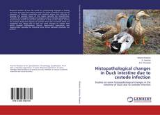 Обложка Histopathological changes in Duck intestine due to cestode infection