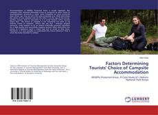 Capa do livro de Factors Determining Tourists' Choice of Campsite Accommodation