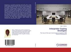 Borítókép a  Interpreter Coping Strategies - hoz