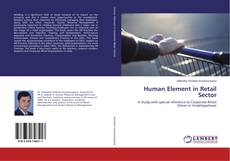Bookcover of Human Element in Retail Sector