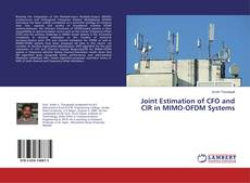 Bookcover of Joint Estimation of CFO and CIR in MIMO-OFDM Systems