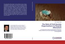 Buchcover von The Role of Civil-Society Organisations in Poverty Alleviation