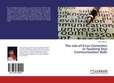 response 1 oral communication 1