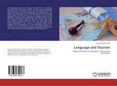 Language and Tourism kitap kapağı