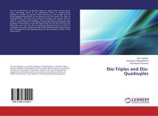 Bookcover of Dio-Triples and Dio-Quadruples