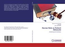 Borítókép a  Nurses Role as Patient Advocate - hoz