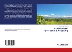 Capa do livro de Plant Biomass: Potential and Processing