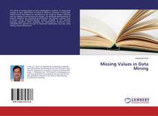 Bookcover of Missing Values in Data Mining