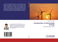 Capa do livro de Introduction to Renewable Energy