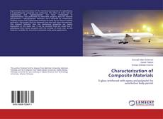 Bookcover of Characterization of Composite Materials