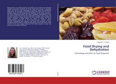 Couverture de Food Drying and Dehydration