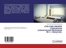 Bookcover of СТО СМК МБЛПУ «Городская клиническая больница №1» «Закупки»