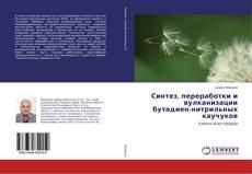 Bookcover of Синтез, переработки и вулканизации бутадиен-нитрильных каучуков