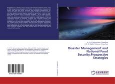 Bookcover of Disaster Management and National Food Security:Prospective Strategies