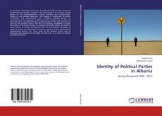 Buchcover von Identity of Political Parties in Albania