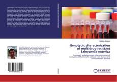 Copertina di Genotypic characterization of multidrug-resistant Salmonella enterica