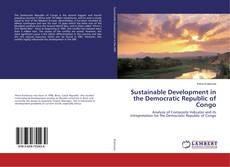 Bookcover of Sustainable Development in the Democratic Republic of Congo