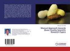 Обложка Manual Approach towards Quasi Finality Scientific Research Papers