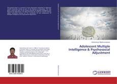 Обложка Adolescent Multiple Intelligence & Psychosocial Adjustment
