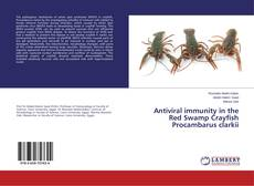 Bookcover of Antiviral immunity in the Red Swamp Crayfish Procambarus clarkii