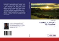 Capa do livro de Essentials of Research Methodology