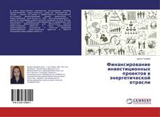 Bookcover of Финансирование инвестиционных проектов в энергетической отрасли