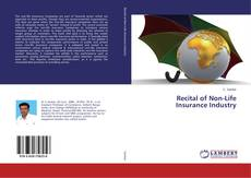 Bookcover of Recital of Non-Life Insurance Industry