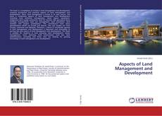 Bookcover of Aspects of Land Management and Development
