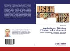 Couverture de Application of Attention Principles in E-environment