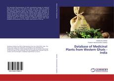 Bookcover of Database of Medicinal Plants from Western Ghats - India