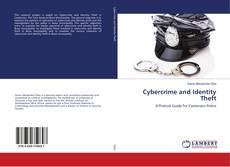 Cybercrime and Identity Theft kitap kapağı