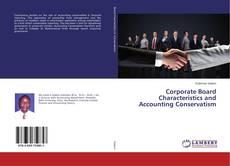 Borítókép a  Corporate Board Characteristics and Accounting Conservatism - hoz