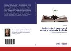 Resilience in Cheyenne and Arapaho University Students kitap kapağı