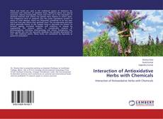 Capa do livro de Interaction of Antioxidative Herbs with Chemicals