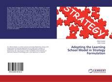 Обложка Adopting the Learning School Model in Strategy Formulation