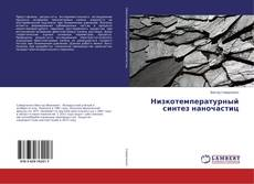 Bookcover of Низкотемпературный синтез наночастиц
