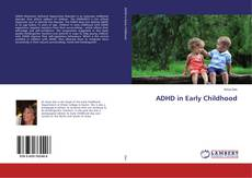 Couverture de ADHD in Early Childhood