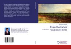 Bookcover of Dryland Agriculture