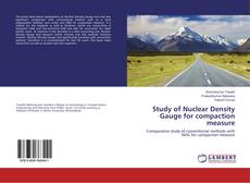 Bookcover of Study of Nuclear Density Gauge for compaction measure