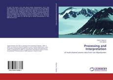 Bookcover of Processing and Interpretation