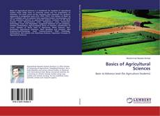 Bookcover of Basics of Agricultural Sciences