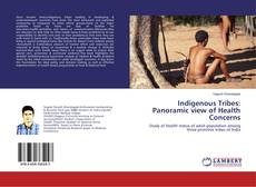 Bookcover of Indigenous Tribes: Panoramic view of Health Concerns