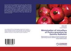Bookcover of Minimization of microflora of Punica granatum by Gamma Radiation