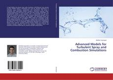 Capa do livro de Advanced Models for Turbulent Spray and Combustion Simulations